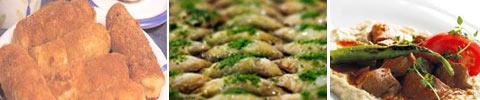Türkischer Börek mit Kasar-Käse