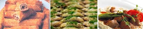 Türkische Panierte Börek