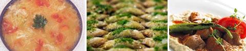 Türkische Hühnersuppe