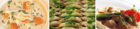 Türkische Knoblauchsuppe