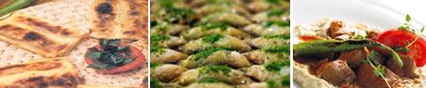 Türkische Stäbchen-Börek