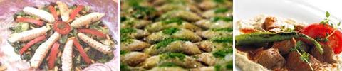 Türkischer Makrelensalat