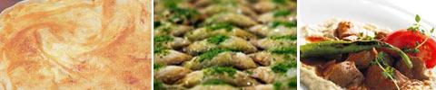 Türkischer Zucchini-Börek