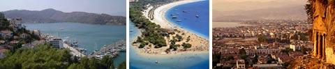 Fethiye und der schönste Strand der Türkei