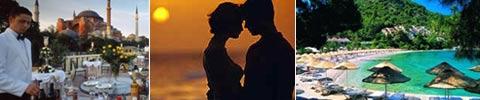 Zum Honeymoon in die Türkei