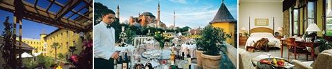 Four Seasons Istanbul viertbestes Hotel der Welt