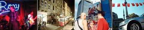 Die populärsten Viertel von Istanbul