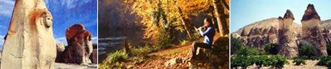 Die Nationalparks der Türkei