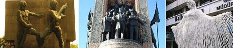 Die schönsten Statuen der Türkei