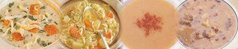 Türkische Suppen